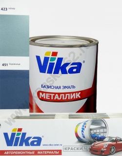 423 Гейзер VIKA металлик базисная эмаль