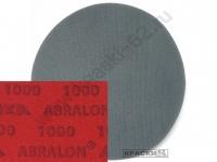 Круг шлифовальный на поролоне липучка ABRALON 1000 Ø 150 мм