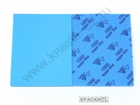 Губка абразивная односторонняя 1000 Super Fine SIA Abrafoam 115х140х5 мм