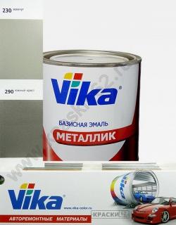 230 Жемчуг VIKA металлик базисная эмаль