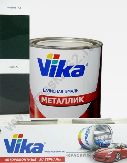Морано ГАЗ VIKA металлик базисная эмаль