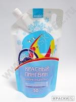 XADO жидкость для омывателя стекол концентрированная Красный пингвин до -50 1л
