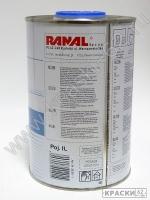 RANAL Бесцветный лак 2+1