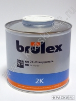 BRULEX матовый лак 2К HS