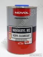 NOVOL акриловый лак NOVAKRYL МS 2+1