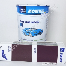 116 Коралл MOBIHEL металлик базовая эмаль