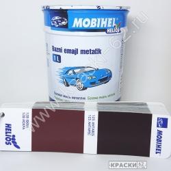 128 Искра MOBIHEL металлик базовая эмаль