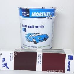 132 Вишня MOBIHEL металлик базовая эмаль