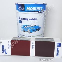 152 Перец Паприка MOBIHEL металлик базовая эмаль