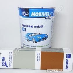 301 Серебристая ива MOBIHEL металлик базовая эмаль