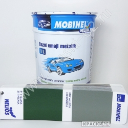 310 Валюта MOBIHEL металлик базовая эмаль
