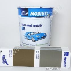 399 Табак MOBIHEL металлик базовая эмаль