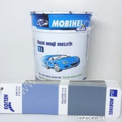 416 Фея MOBIHEL металлик базовая эмаль