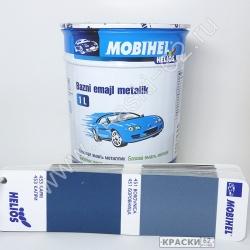 451 Боровница Черника MOBIHEL металлик базовая эмаль