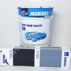 482 Черника MOBIHEL металлик базовая эмаль