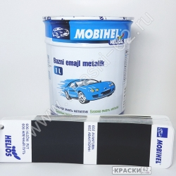 606 Млечный путь MOBIHEL металлик базовая эмаль