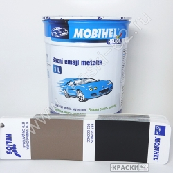 665 Космос MOBIHEL металлик базовая эмаль