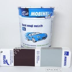 80201 Серебряная MOBIHEL металлик базовая эмаль