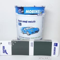 Морано MOBIHEL металлик базовая эмаль