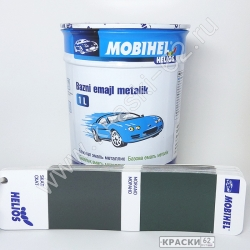 Скат MOBIHEL металлик базовая эмаль