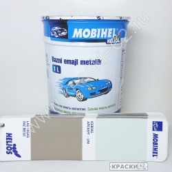 Айсберг MOBIHEL металлик базовая эмаль
