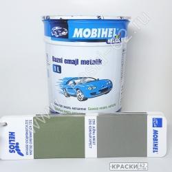 322 Колумбийская зелень MOBIHEL металлик базовая эмаль