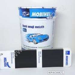 bmw 303 Cosmosschwarz MOBIHEL металлик базовая эмаль