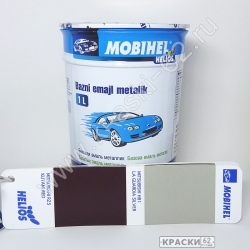 MITSUBISHI H81 LA GUARDIA SILVER MOBIHEL металлик базовая эмаль