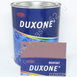 165 BC/PP00 Брусника DUXONE металлик базовая эмаль