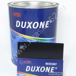 600 BC/DP00 Черная волга DUXONE металлик базовая эмаль