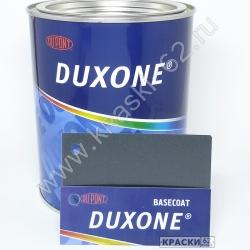 Grey BC Серый ГАЗ DUXONE металлик базовая эмаль