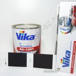 601 Черная VIKA АКРИЛОВАЯ ЭМАЛЬ АК-1301