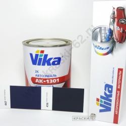 456 Темно-синяя VIKA АКРИЛОВАЯ ЭМАЛЬ АК-1301