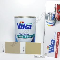 235 Бледно-бежевая VIKA Синталовая эмаль МЛ-1110