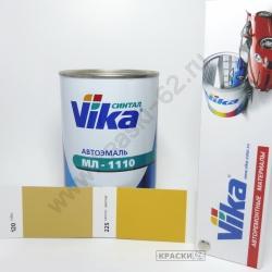 225 Светло-желтая VIKA Синталовая эмаль МЛ-1110