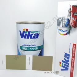 Светло-бежевая VIKA Синталовая эмаль МЛ-1110