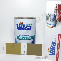 509 Темно-бежевая VIKA Синталовая эмаль МЛ-1110