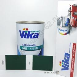 394 Синевато-зеленая VIKA Синталовая эмаль МЛ-1110