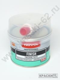 NOVOL FINISH шпатлевка финишная отделочная 0,25 кг