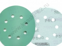Круг шлифовальный липучка SUNMIGHT  500 Ø 125 мм