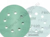 Круг шлифовальный липучка SUNMIGHT  600 Ø 125 мм
