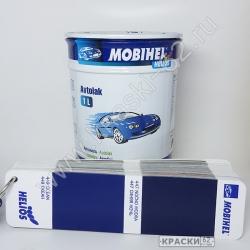 447 Синяя Ночь MOBIHEL АЛКИДНАЯ ЭМАЛЬ