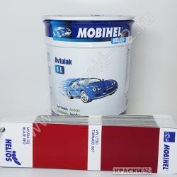 Mazda sq blaze red MOBIHEL АЛКИДНАЯ ЭМАЛЬ